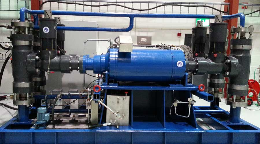 Multi Application HIGH PRESSURE PUMP